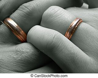 married hands