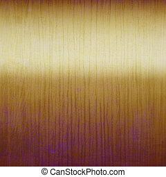 marrom, grunge, vertical, abstratos, linhas, amarela, ou, papel, textura, fundo, paralelo