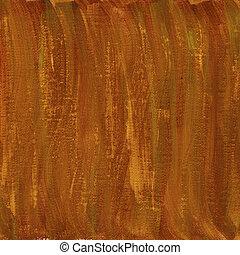 marrom, lona, abstratos, textura, aquarela, vermelho