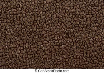 marrom, ornamental, surface., têxtil, fundo, escuro, texture.