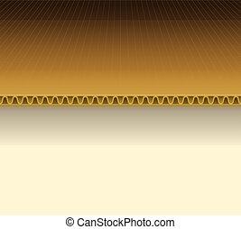 marrom, papelão, ilustração