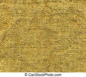 marrom, tecido, fundo, textura