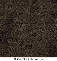 marrom, textura, couro