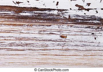 marrone, bianco, legno, struttura