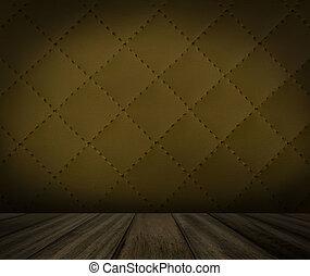 marrone, pavimento, cuoio, struttura, parete, legno, interno, fondo, o