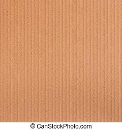 marrone, su, struttura, carta, fondo, chiudere, cartone