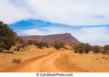 marruecos, off-road