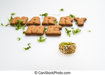 Marry Me Biscuits And Leaves III