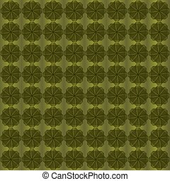 Marsh abstract pattern