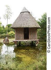 marsh hut 1