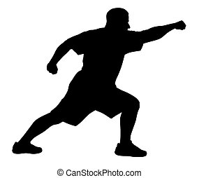 Martial art exercises