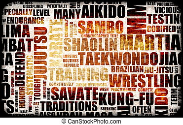 Martial Arts Different Forms of Fighting