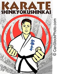 martial arts karate kyokushinkai