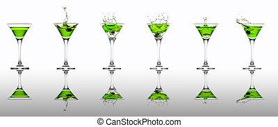 martini, collezione