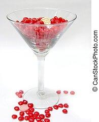 martini hearts
