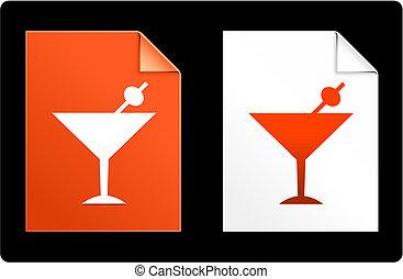 Martini on Paper Set