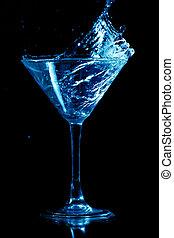 martini, salpicadura