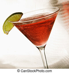 martini., vida, ainda