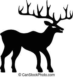 Marvellous old deer stands