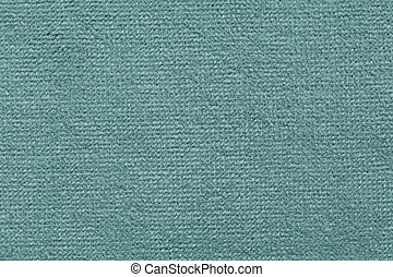 Marveous soft fabric texture in blue colour.