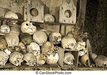 Marville ossuary