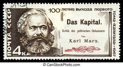 marx karl, hauptstadt