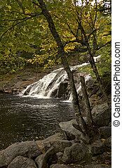 Mary Ann Falls, Cape Breton Highlands National Park, Cape...