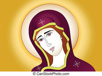 Mary Jesus mother