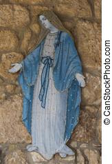 Mary Magdalene Church of the Visitation, Jerusalem