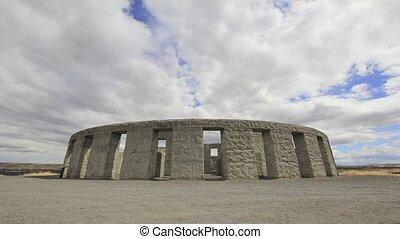 Maryhill Concrete Stonehenge 1080p - Maryhill Concrete...