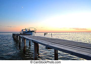 marynarka, krajobraz