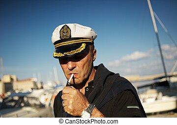 marynarz, wiek średni
