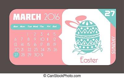 marzo, 27, pascua