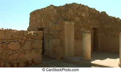 masada buildings
