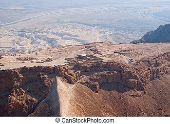 masada, forteresse