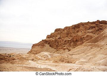Masada fortress israel