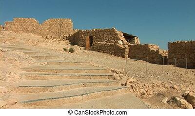 Masada stage