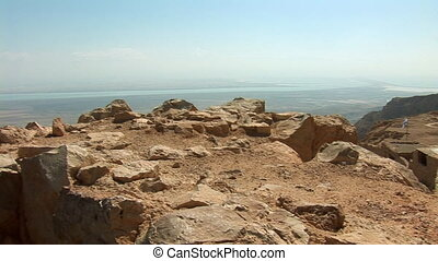 Masada top
