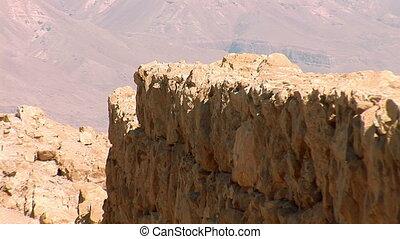 Masada walls