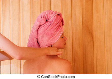 masage, sauna