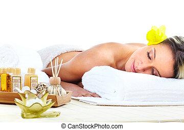 masage, spa