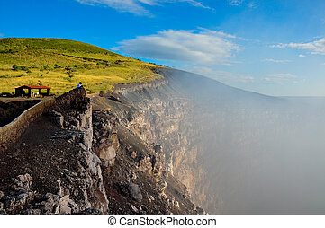 Masaya Volcan National Park, Nicaragua.