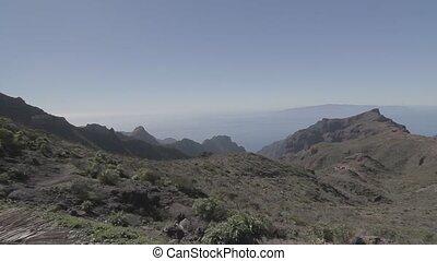 Masca Mountain Range And Gorge, Tenerife, Spain - Tenerife, ...
