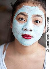 maschera bellezza
