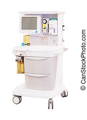 maschine, dental, anästhesiologie
