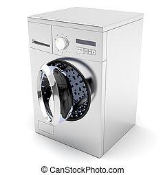 maschine, wäsche