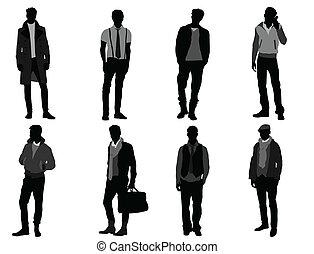 maschio, moda