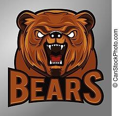 Mascot Bears