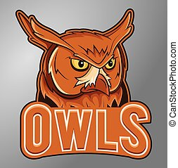 Mascot Owls