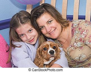 mascota, familia